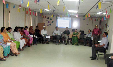 A participatory workshop to provide good quality education service