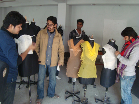Fashion Designing Lab