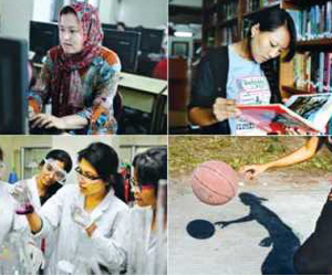 Asian University for Women Students