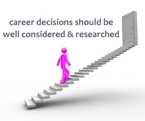 Right Career Decisions