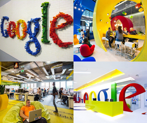 Job at the Googleplex