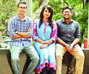 Aiman, Sabira and Parashar
