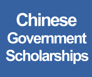 Chinese Government Scholarships