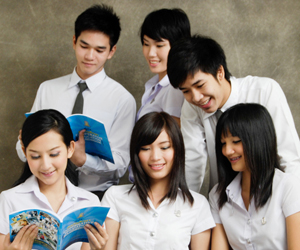 Higher Study in Thailand