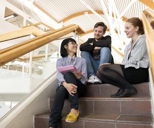 Higher Study in Sweden