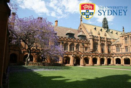 The University of Sydney in Australia