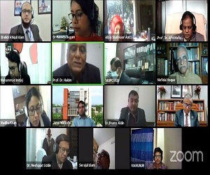 Photo of SEU online Seminar