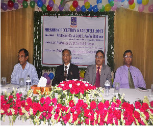 Fresher's Reception & Farewell Program