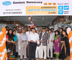 Admission Open House at EU