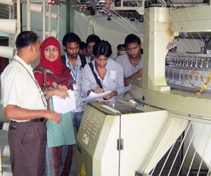 CFTM is the best for textile courses