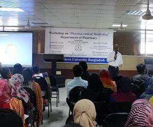 Pharmaceutical marketing workshop at NUB