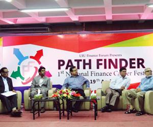 Financial Career Fest held at UIU