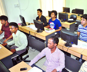 Get scholarship for ICT Courses