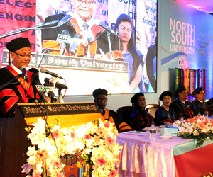 NSU holds their 18th convocation
