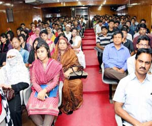 Orientation program held at AIUB
