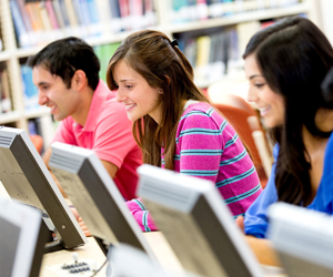 Online higher education