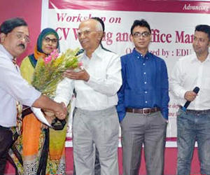Career Workshop held at EDU