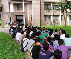 Panic among SUST students