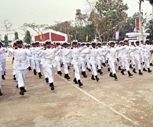Admission in Bangladesh Marine Academy