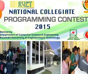 RUET arranged NCPC 2015