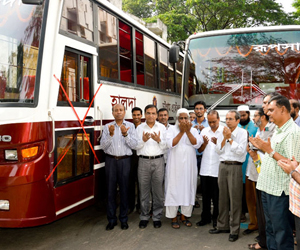 CUET gets two new buses