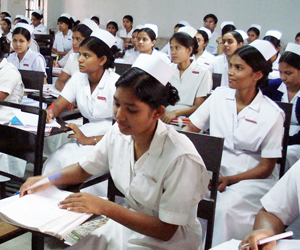 Big crisis in nursing education