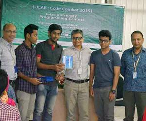 Programming contest held ULAB