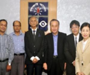 DU and Tohoku University signs MoU