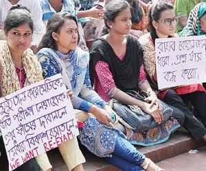 Medical college aspirants call strike