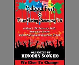 Cultural festival at SylAU