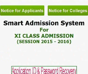 HSC admission in online