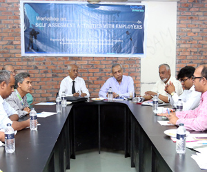 Workshop held at DIU