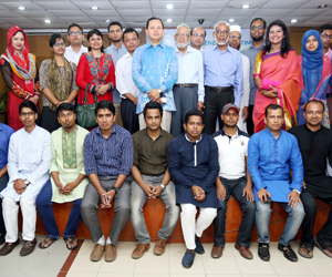 AGM of DIU Alumni Association