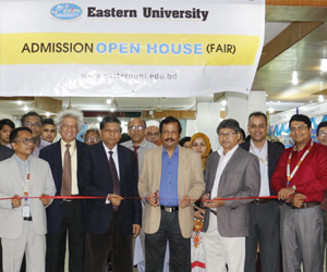 EU Admission Open House Opening Ceremony