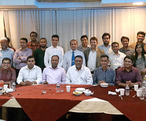 PUPROA holds Ifter Party