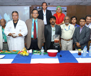 Seminar on cooking at DIU