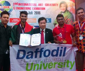 DIU project wins int'l award
