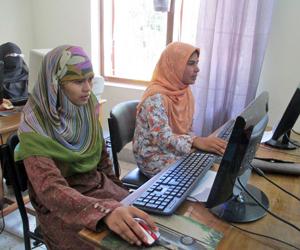 Career related training for women