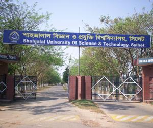 SUST Bachelor admission