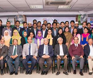 Certificate course held at GUB