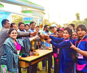 Cricket tournament held at DIU