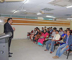 Career workshop held at DIU